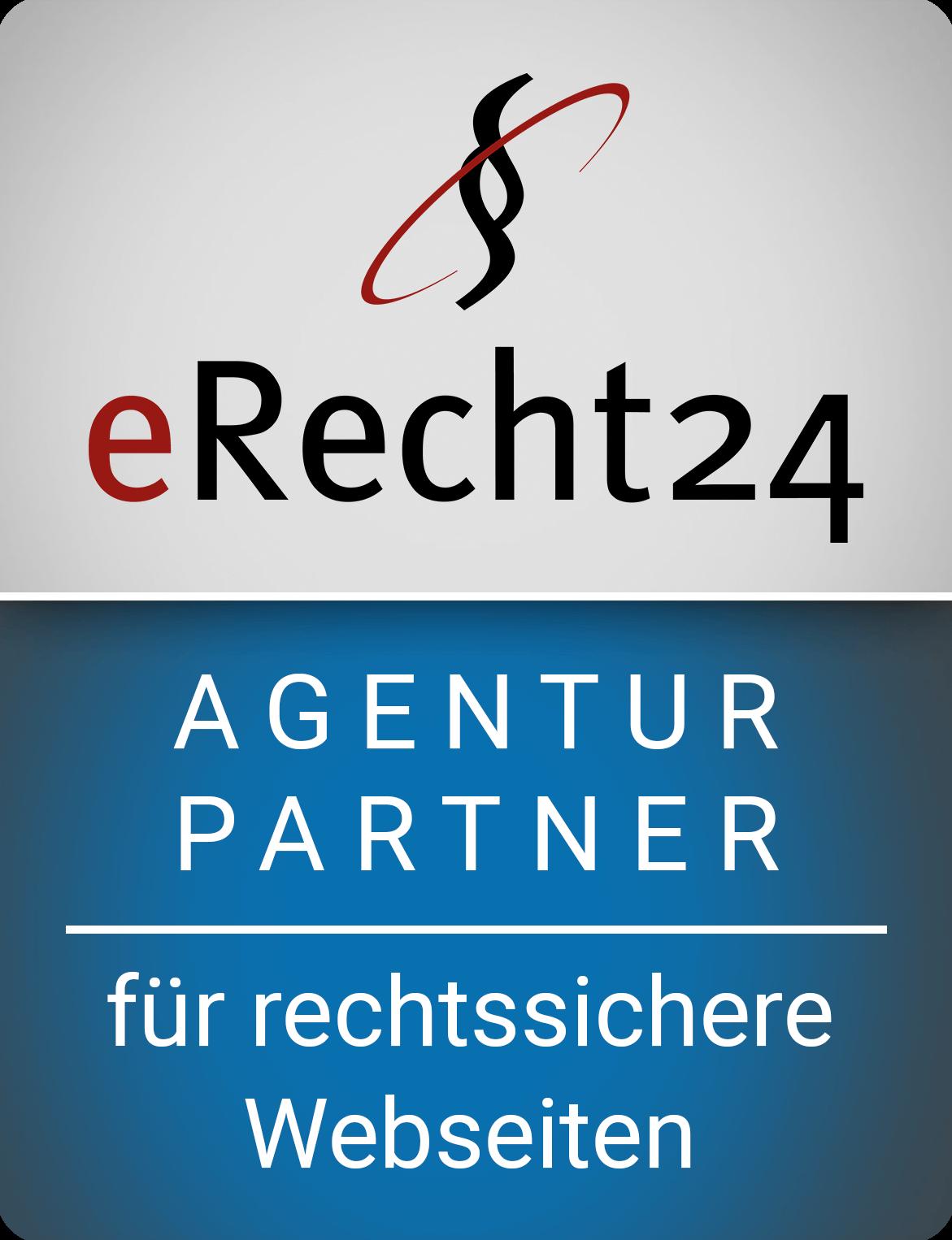 Partnerlogo von eRecht24