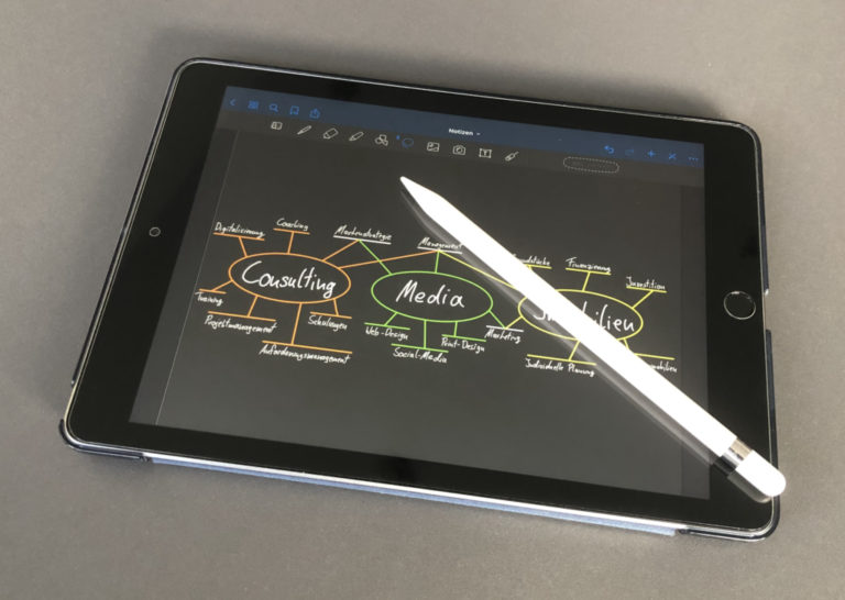 - iPadBildApplePencilk